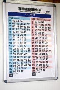 線 表 高 八 時刻 北八王子駅 時刻表 JR八高線